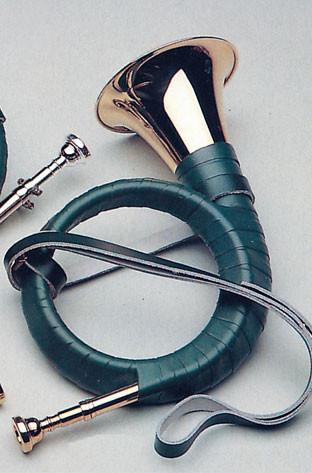 Fürst-Pless-Horn mit Stimmzug