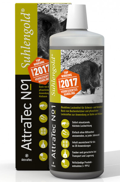 ATTRATEC No 1 Suhlengold® Version 2017