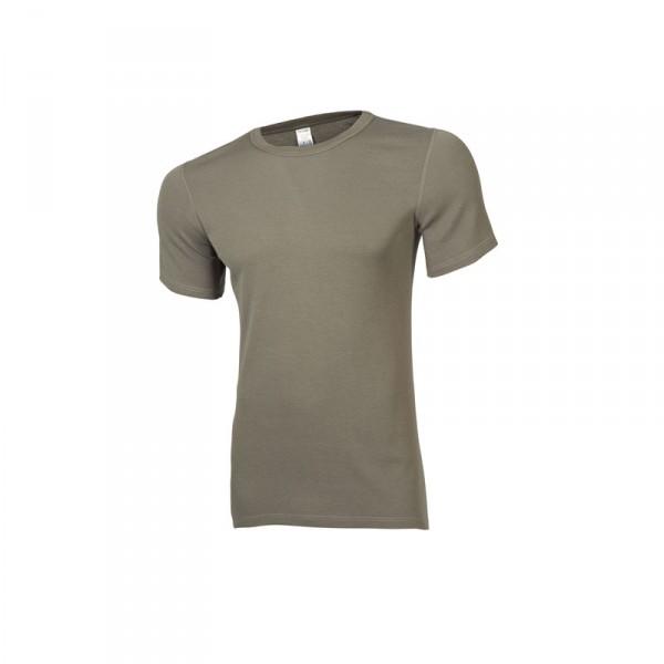 Ceceba Kurzarm- Unterhemd oliv Dunova XL