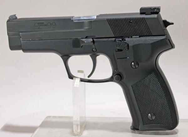 Pistole Zastava CZ99 9 Luger