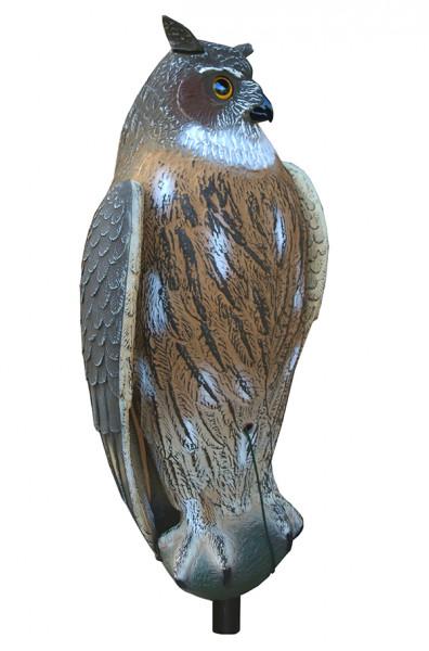 Lockvogel Hütten-Uhu