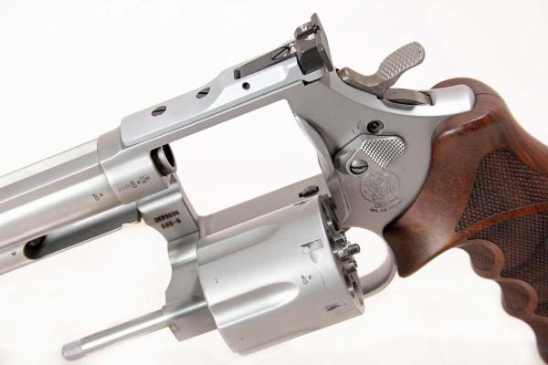 S&W Revolver Mod. 686 TC Match Master Kal. .357 Mag.