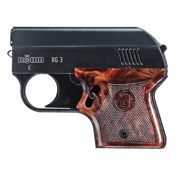 RÖHM RG 3 Schreckschuss Pistole 6 mm Flobert