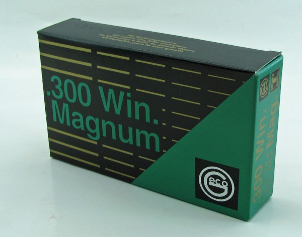 Geco 300 win Mag TLM 20
