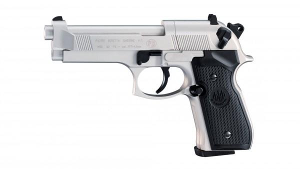 Beretta M 92 FS Luftpistole vernickelt