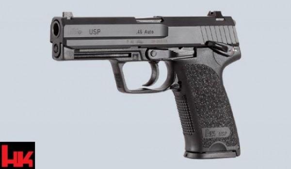 HK P 8 9MM PARA