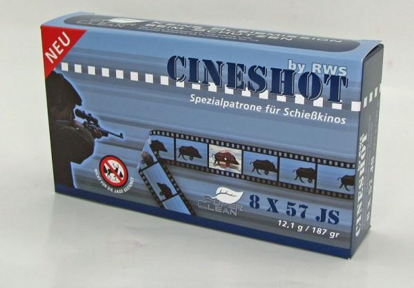 DAG 8x57 IS Cineshot 400 Schuss