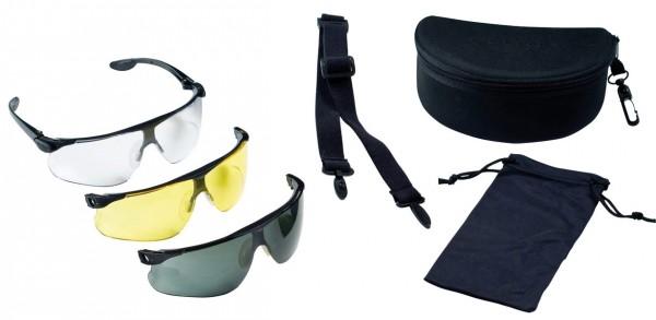 3M MAXIME Ballistic TAC PACK Schiessbrille