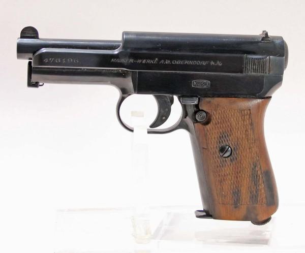 Mauser Pistole Modell 10 Kal 7,65