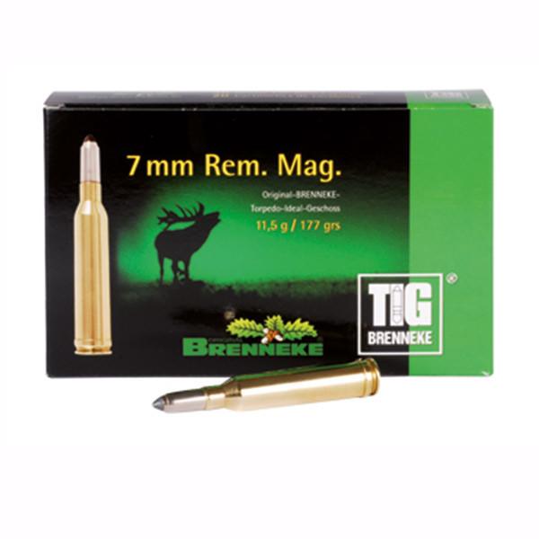 BRENNEKE 7mm Rem. Mag. TIG