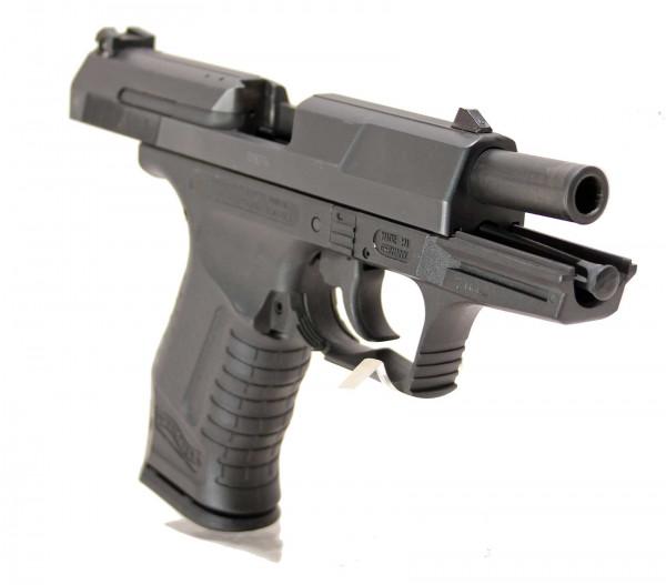 Walther P99 Pistole Kal 9 Para brüniert