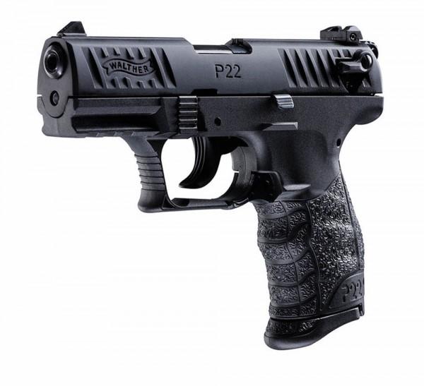 Walther P22 Q Gaspistole Flat Dark Earth