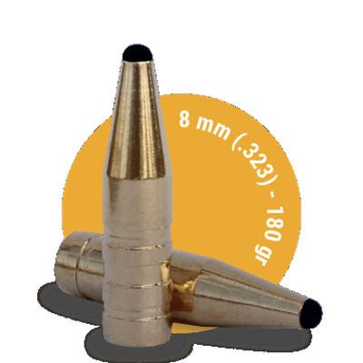 Fox Bullets Kal. 8mm bleifrei 11,7g - 180grs