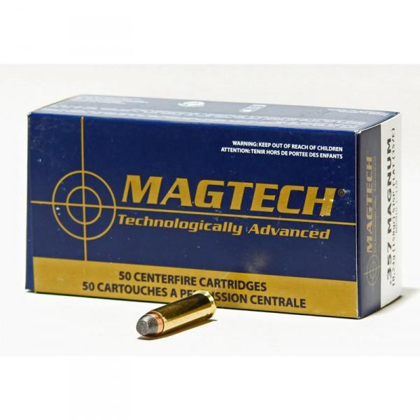 Mag Tech 357 Mag 158 gr.SJSP