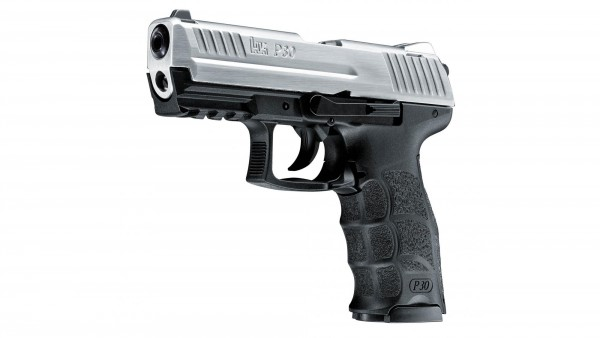 Heckler & Koch P30 steel Finish
