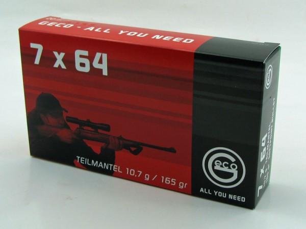 Geco 7x64 TLM 20
