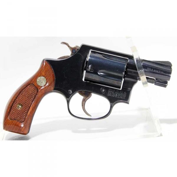 Revolver Smith und Wesson Modell 36 Kal 38 Spez