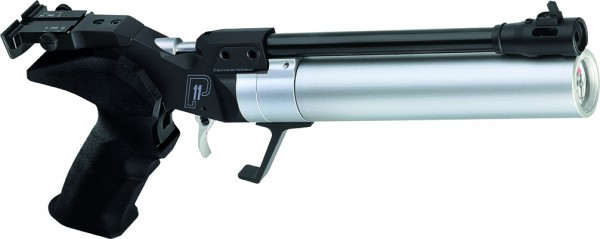 Pressluftpistole Mod. P11, Griff Buche Rechts/Links, Gr. S