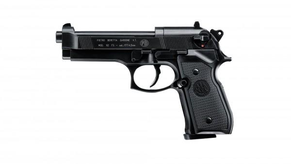 Beretta M 92 FS Luftpistole brüniert