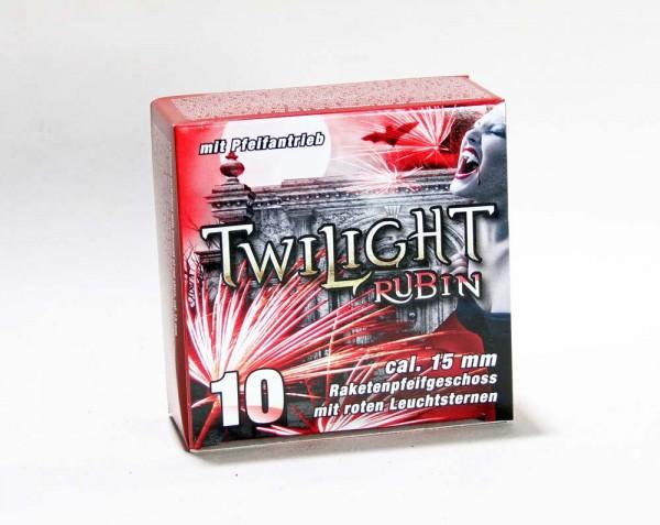 Twilight Rubin Pyropatronen 10 Stück