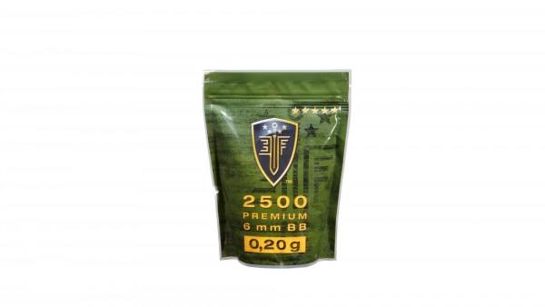 Soft Air Kugeln Elite Force weiss 0,2 gr