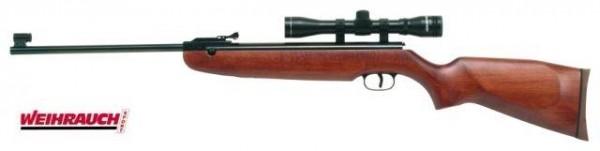 Weihrauch Luftgewehr HW 50 M-II 4,5 mm