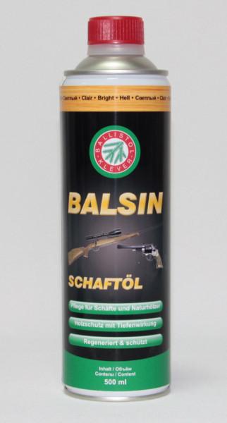 BALSIN Schaftöl 500 ml, hell