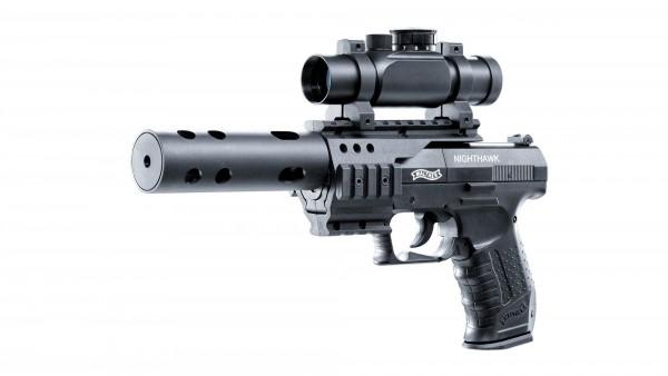 Walther Night Hawk Luftpistole Co2