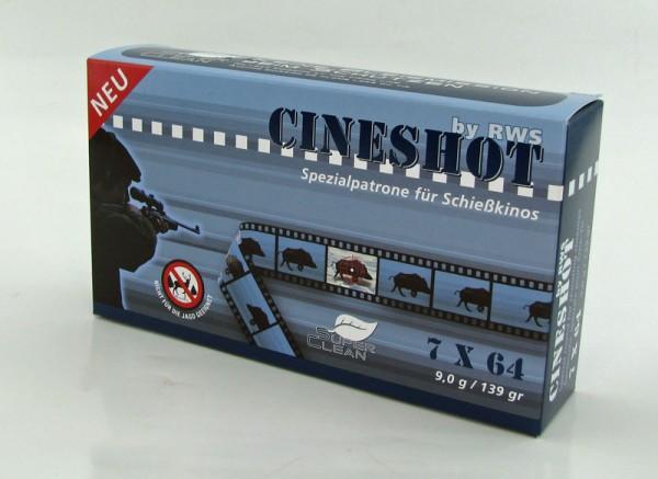 DAG 7x64 Cineshot 400 Schuss