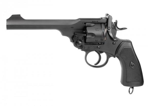 Webbley MK VI Service Revolver