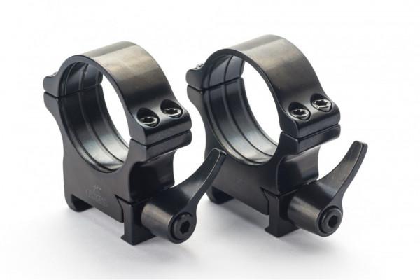 RUSAN Aufschubmontage Weaver QR 30mm Bh 14