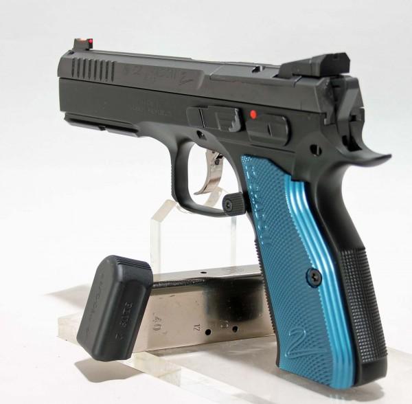 CZ 75 SHADOW 2 Sportpistole 9 mm Luger Optical Ready