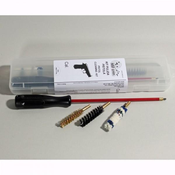 sport-jagd-freizeit Reinigungsbox für Pistole 9mm