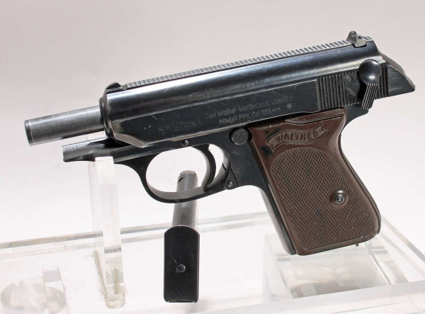 Walther PPK Kal. 7,65 BJ 66