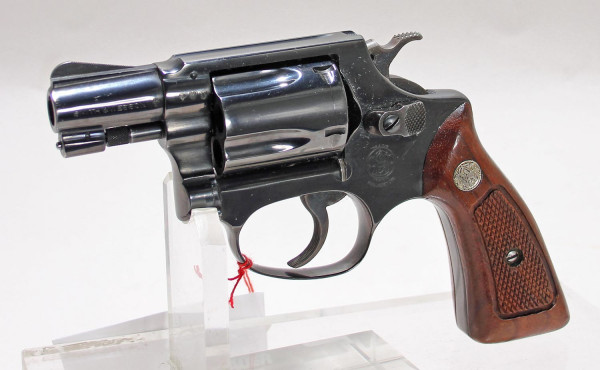 Smith und Wesson Modell 36 Kal 38 Spez.