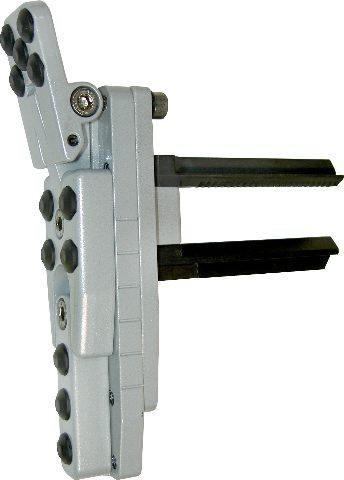 Schaftkappe, komplett, mit Zahnstange, für Aufgelegtschiessen