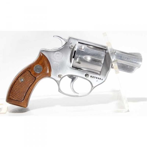 Astra Revolver Kal 38 Spez, stainless