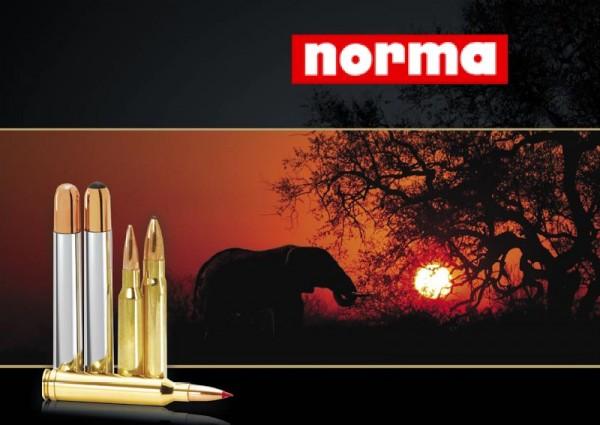Norma 9,3x62 Oryx 18,5 gr Jagdpatronen