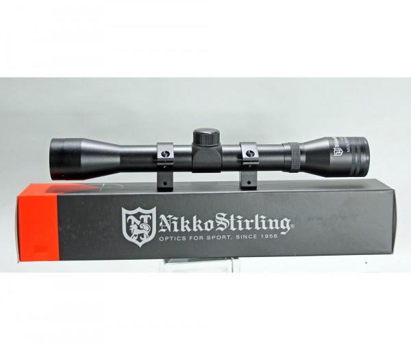 Zielfernrohr Nikko Stirling 4x32 mit Montage 11mm