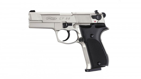 Walther CP 88 Luftpistole Nickel