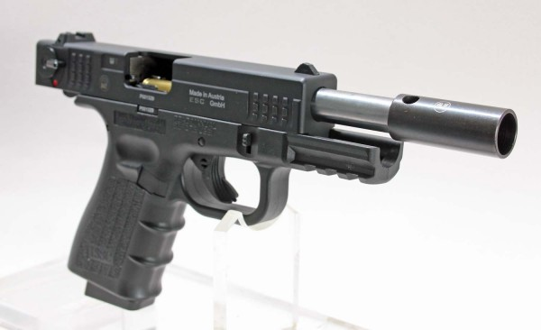 Schreckschusspistole ISSC M22 9mm P.A.K. Schwarz