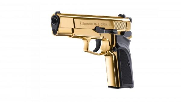 Browning GPDA 9 Gold Finish