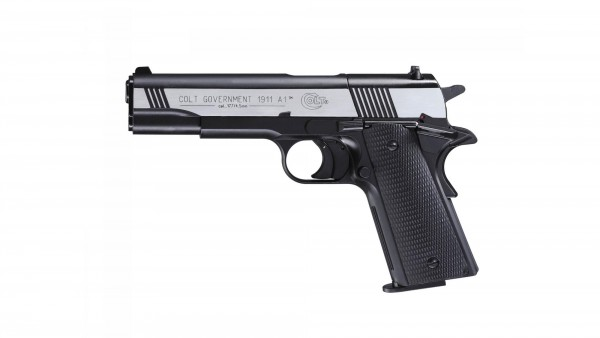 Colt Government 1911 Luftpistole Co2 Dark Ops