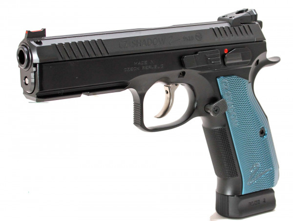 CZ 75 SHADOW 2 Sportpistole 9 mm Luger