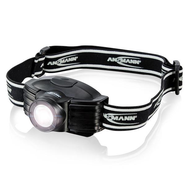 ANSMANN LED Stirnlampe FUTURE