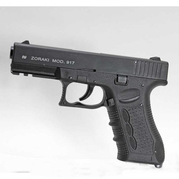 Zoraki 917 brüniert Schreckschuss Gas-Signal Pistole