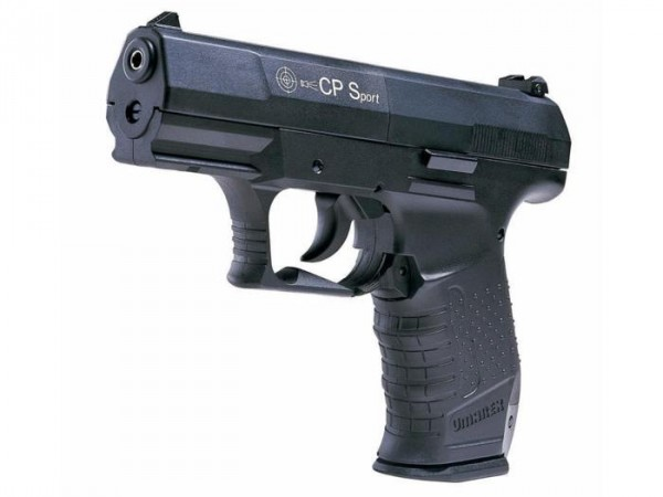 Walther CPS Sport Luftpistole Co2