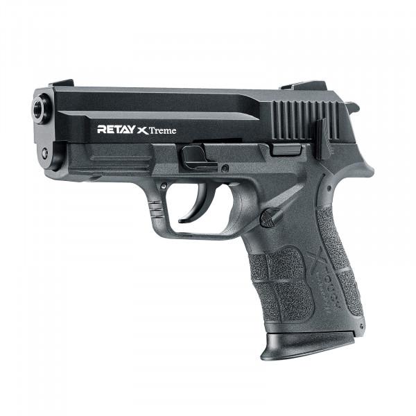 Retay X-treme black Schreckschuss Pistole 9mm
