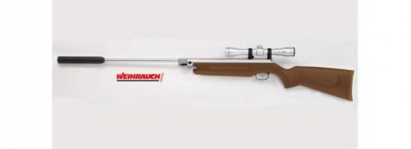 Weihrauch Luftgewehr HW 35K SD SILVERWOOD