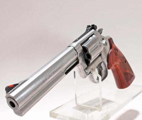 S&W Revolver 686 Plus Deluxe 7-schüssig